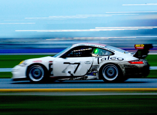 Twilight – Rolex 24 at Daytona