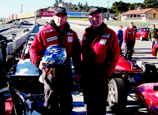Skip Barber Racing – Laguna Seca