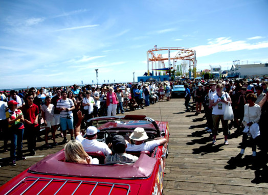 Great Race – Route 66 (Santa Monica Pier)